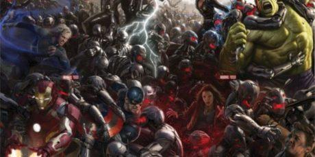 Avengers: Age of Ultron concept art. Zdroj: Marvel Studios