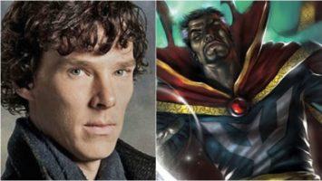 FOTO: Benedict Cumberbatch bude Dr. Strange