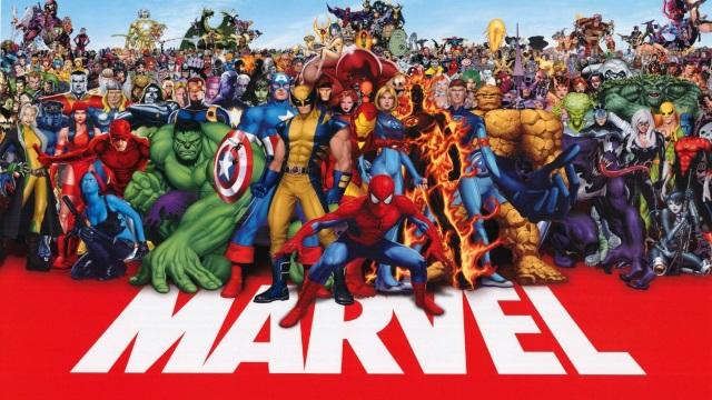FOTO: Svět Marvelu
