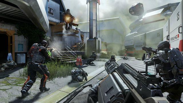 Advanced Warfare Screenshot