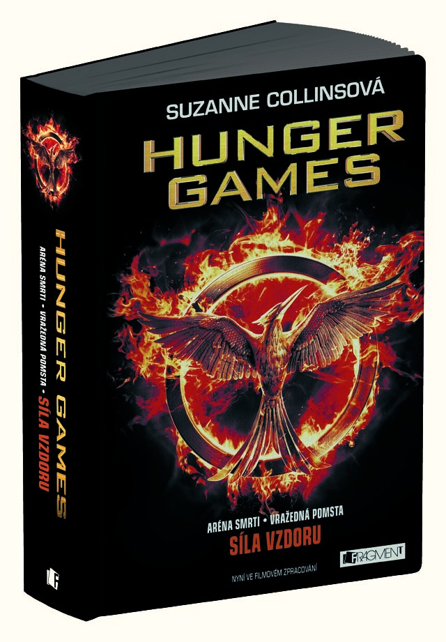Hunger Games_kniha