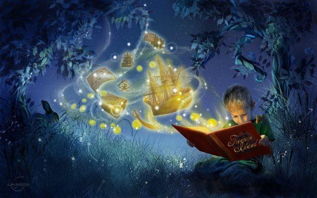 OBR: Dětská fantasie
