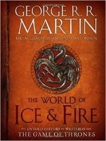 the world of ice and fire cover