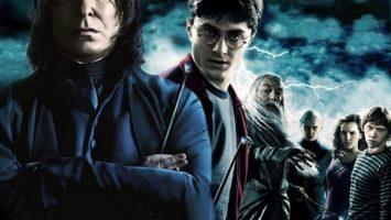 FOTO: Harry Potter a Princ Dvojí Krve