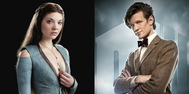 Matt Smith a Natalie Domer. Zdroj: HBO a BBC