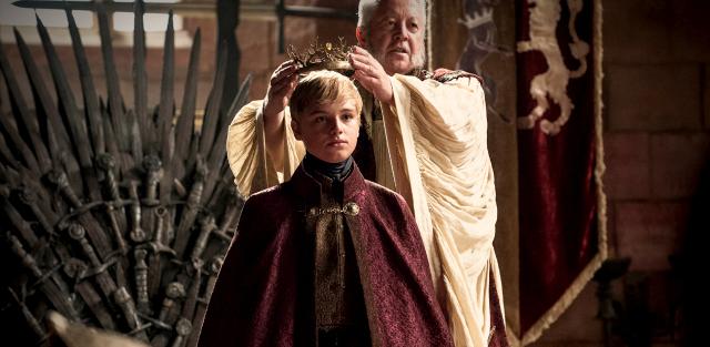 Král Tommen Baratheon I. Zdroj: HBO