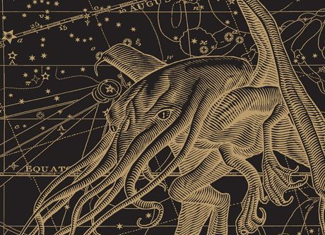 Lovecraftovské horory v novém hávu. Zdroj: výřez knižní obálky.