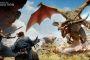 Jak se na správné fantasy dobrodružství sluší a patří, nesmí chybět souboje s draky. Zdroj: Origin.com