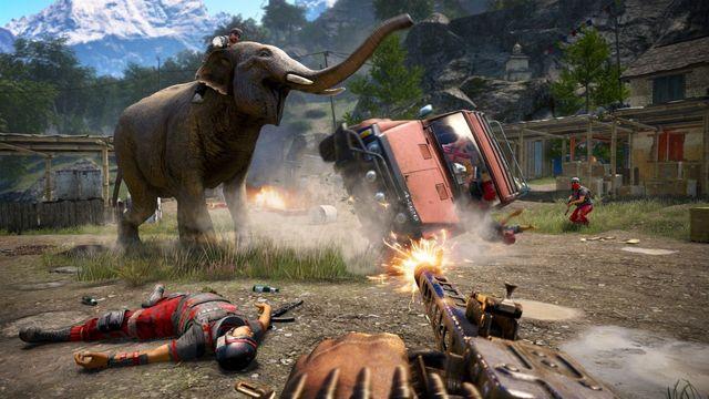 Far Cry 4 slon