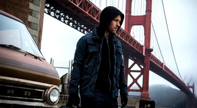 Paul Rudd ve snímku Ant-Man. Připravuje se na loupež? Zdroj: Marvel