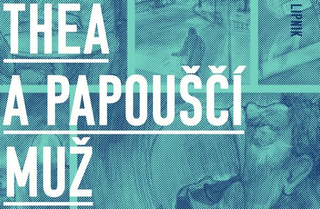 uvodni Olga Smidova: Thea a Papousci muz