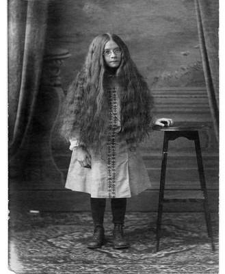 OBR: Podivná dívka