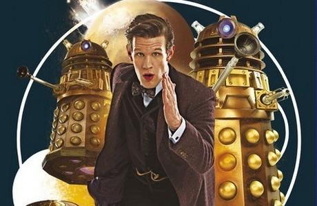 Před tímhle soudem Doktor Who neuteče. Zdroj: výřez knižní obálky.