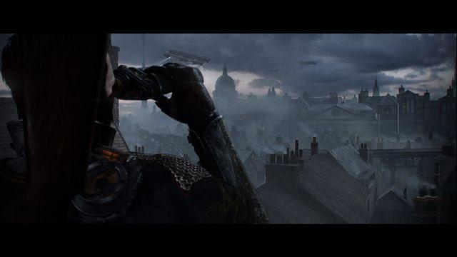 Kulisy industriálního steampunkového Londýna vypadají naprosto fantasticky. zdroj: sony.com