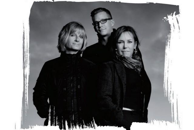 Autorská trojice Ingela Korsellová, Henrik Jonsson, Åsa Larssonová. Zdroj: nakl. Host