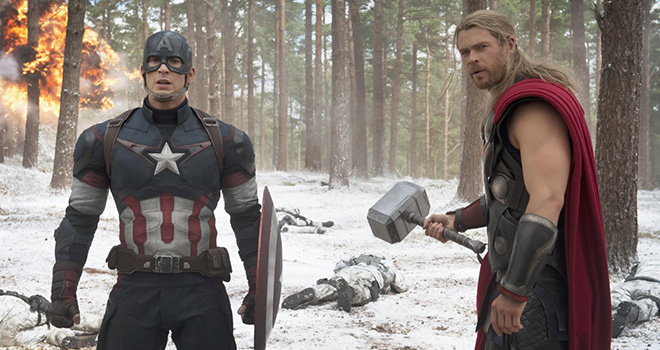 FOTO: Avengers: Age of Ultron