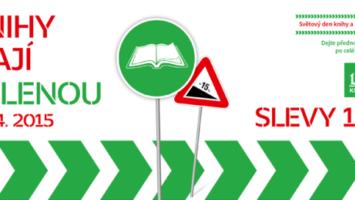 OBR: Plakát Knihy mají zelenou
