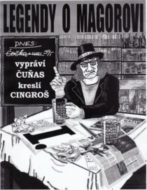Marian Cingros: Legendy o Magorovi I
