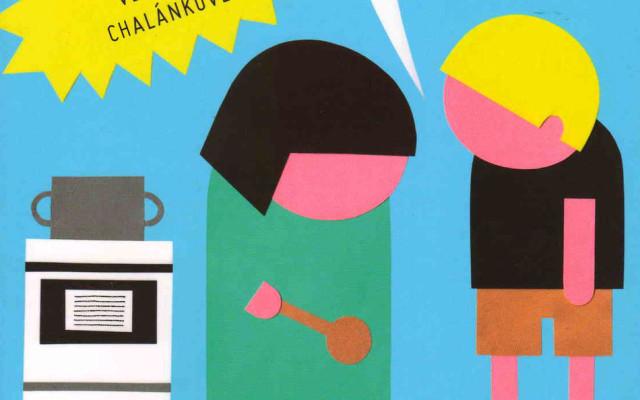 uvodni Vendula Chalankova: Proc nejsi jak chlapi v praci, vole?