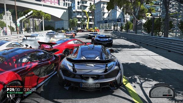 Project CARS gameplay záběry