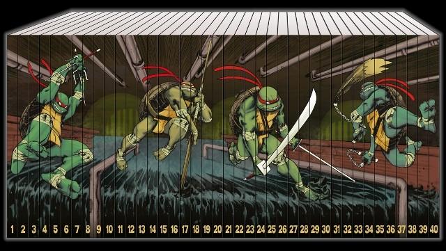 uvodni Peter Laird: Ninja zelvy
