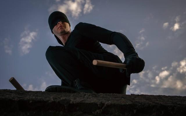 Kostým Daredevila. Foto: Lukáš Krása