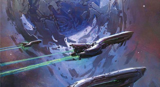 Červenec svými novinkami dokáže rozpálit i zmrazit v kosmickém vakuu. Zdroj: výřez knižní obálky.