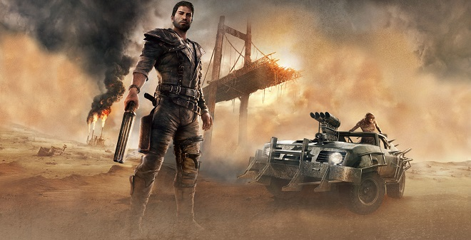 Mad Max v pustině