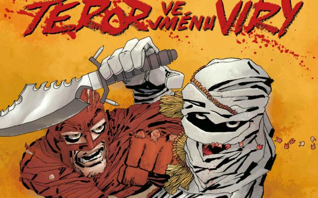 Frank Miller: Teror ve jmenu viry