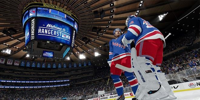 NHL 16 Lundqvist