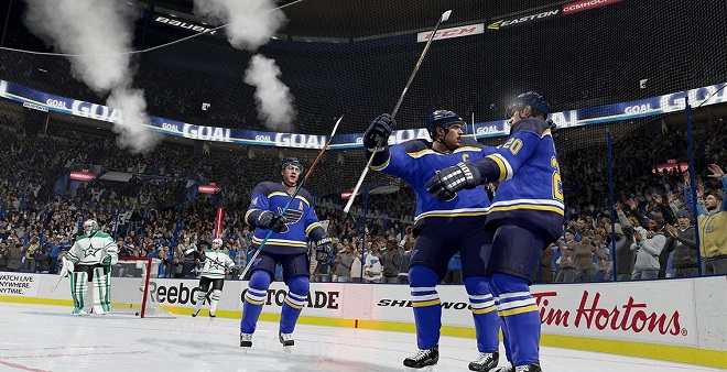 NHL 16 St.Lous Blues