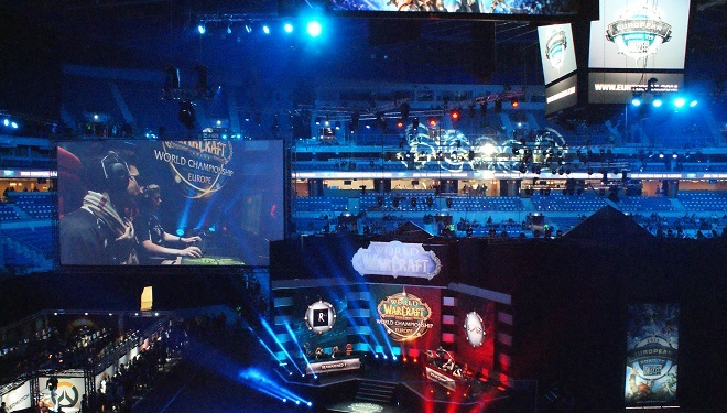 Pražská O2 aréna hostí největší herní akci všech dob v České republice