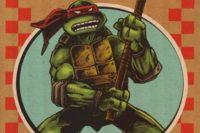 Peter Laird: Zelvy Ninja #3