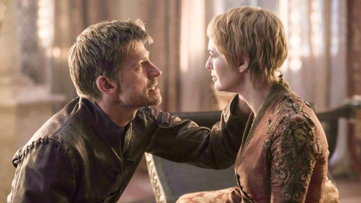 Hra o trůny Cersei a Jaime