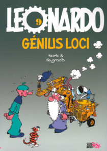 Turk: Leonardo #9