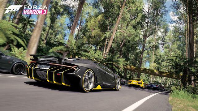 Recenze Forza Horizon 3 Lamborghini