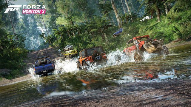 Recenze Forza Horizon