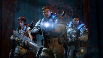 Recenze hry Gears of War 4