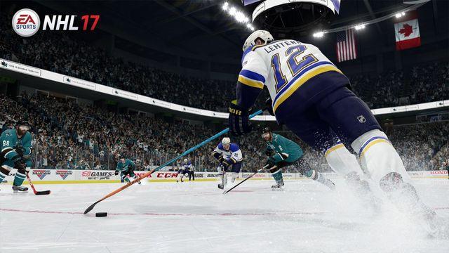 Recenze NHL 17 Lehtera