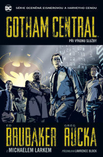 Michael Lark: Gotham Central #1