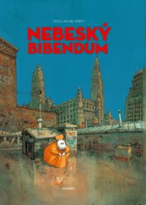 Nicolas de Crecy: Nebesky Bibendum