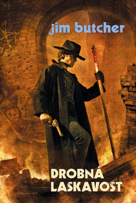 Jim Butcher - Harry Dresden 10 - Drobná Laskavost