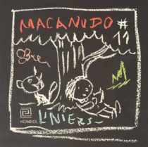 Ricardo Liniers: Macanudo #11