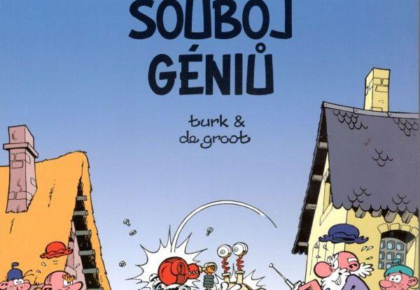 Komiks Leonardo Souboj Géniů recenze