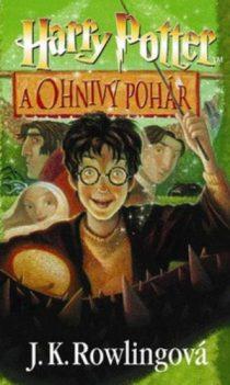 J. K. Rowlingová - Harry Potter a Ohnivý pohár