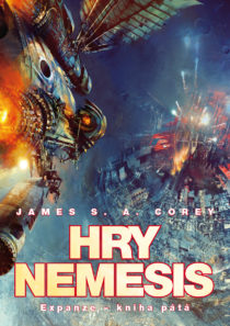 James S. A. Corey - Hy Nemesis