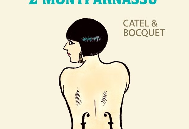 Catel Mullerova: Kiki z Montparnassu