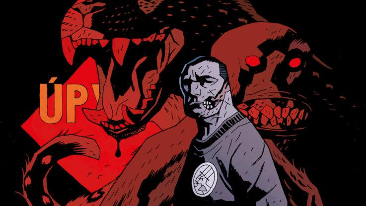 RECENZE: Komiks Ú.P.V.O. - Sedmá a osmá kniha