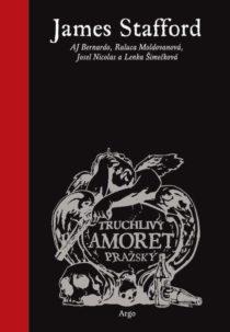 RECENZE komiksu Jamese Stafforda: Truchlivý amoret pražský
