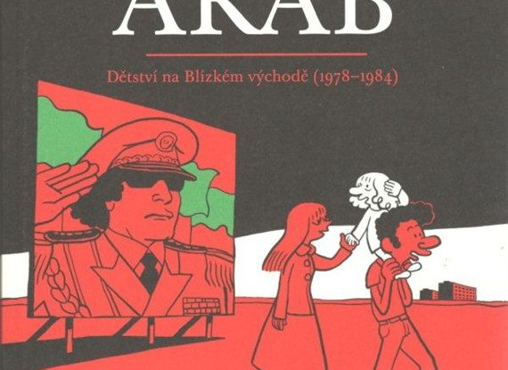 RECENZE komiksu Riada Sattoufa: Jednou budeš Arab